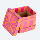 Serdang 4-in-1 Compartment - Pink