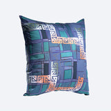 Batik Block Cushion Cover - Design 4