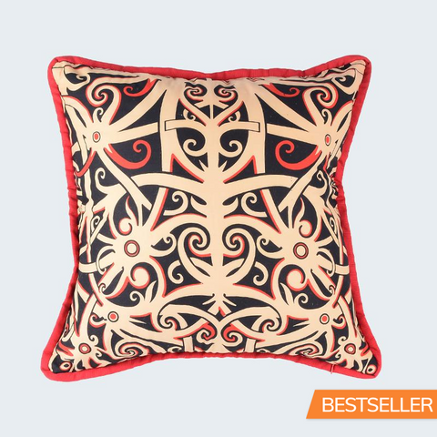 "Borneo Cushion Cover - Design D (20""x 20"")"