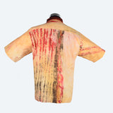 Batik Short Sleeve Shirt - Design 2