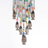 Tribal Wind chime - MEDIUM