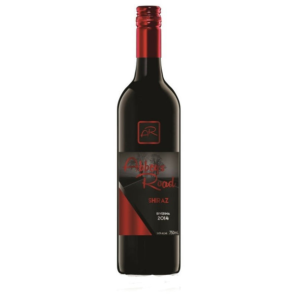 Abbey's Road Shiraz 2018
