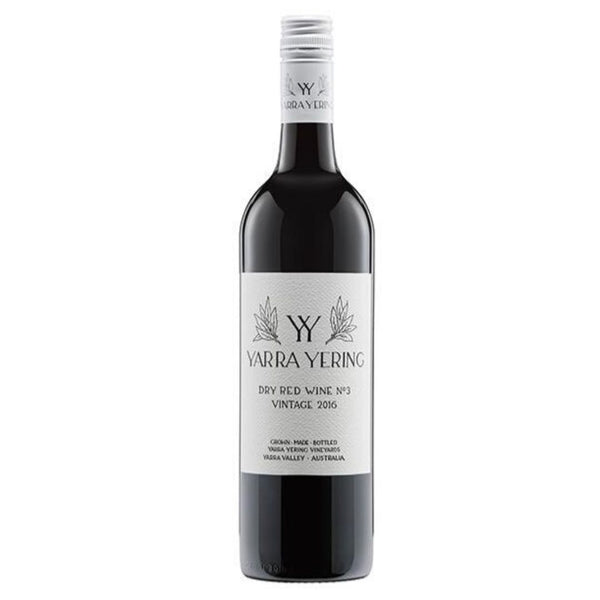 Yarra Yering Dry Red Wine No.3 2016