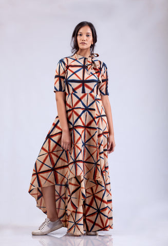Aurora - Asymmetric Dress