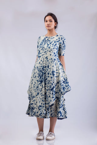 Celeste - Layered Dress