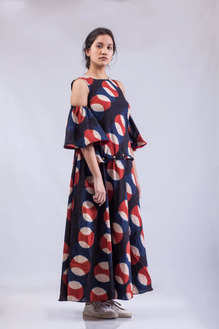 Dawn - Split Sleeve Dress