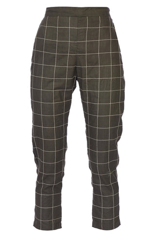 Ankle Pants – Forest Green