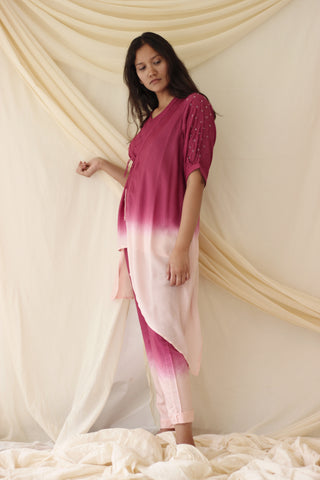 Estelle Peace Silk - Pink