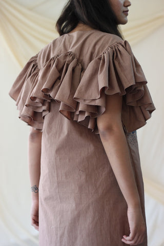 Destiny Dress - Beige