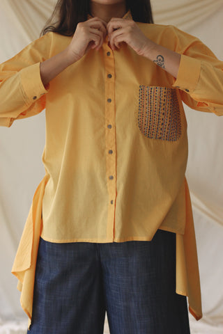 Essence Shirt - Yellow