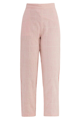 Straight pants - Pink