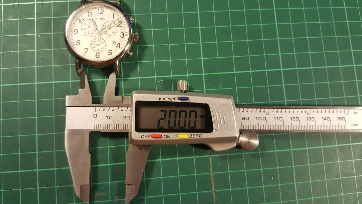 Video: How to measure your wrist for ordering a watch band from FinWatchStraps