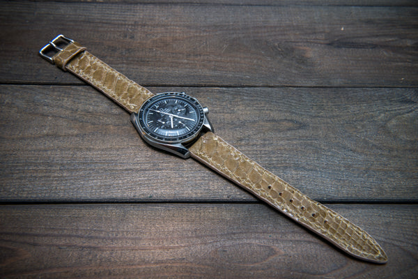 Python leather watch straps: an exotic cocktail of luxe and premium quality