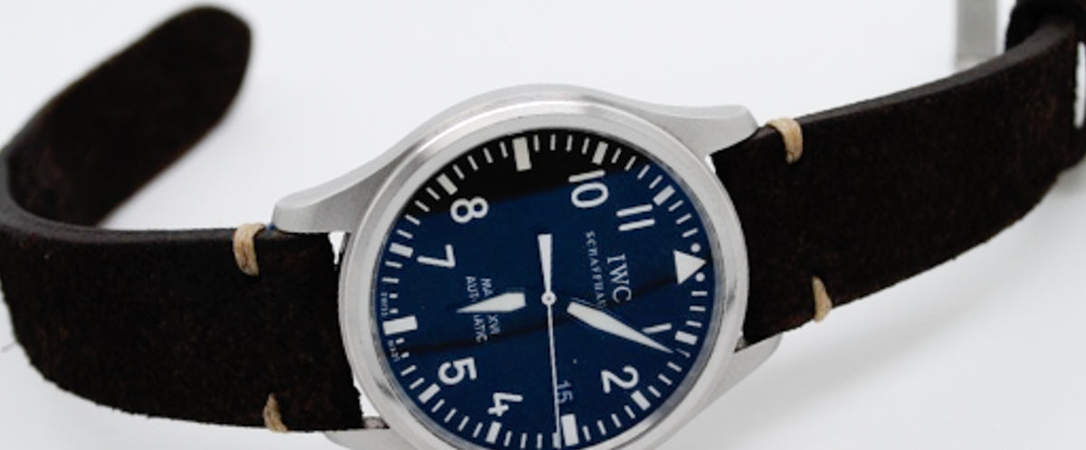 Things to Know About IWC Premium Watches and Their Leather Straps
