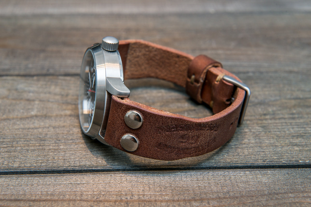 Pilot / Aviator watch strap model