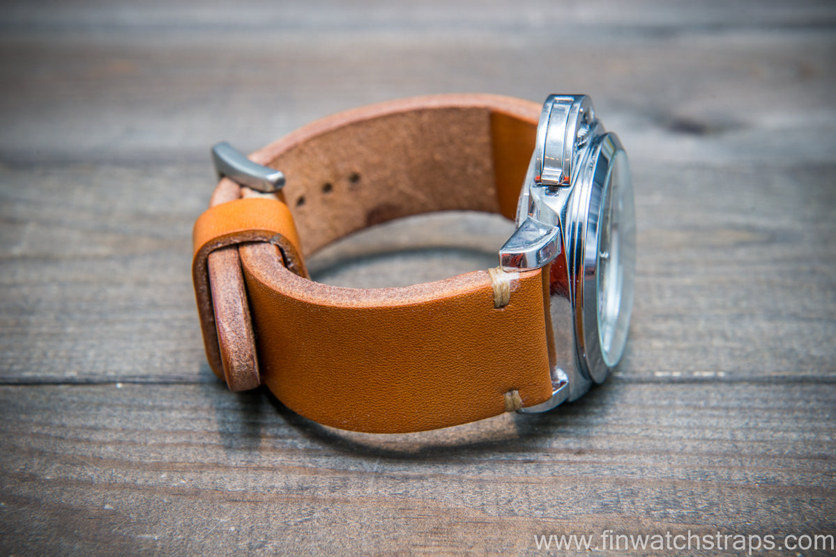Latigo Leather Straps up to 96 Inch Long 2.4 /– 2.8 mm 6-7 oz. Red Leather Strips 1 Inch Wide 1 x 12 Latigo Leather Strips by Pitka Leather