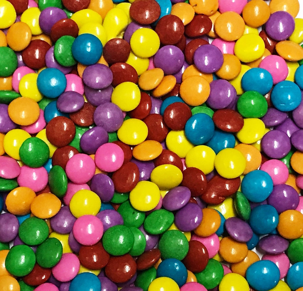 Colour Sorting - Learn Playful with Smarties