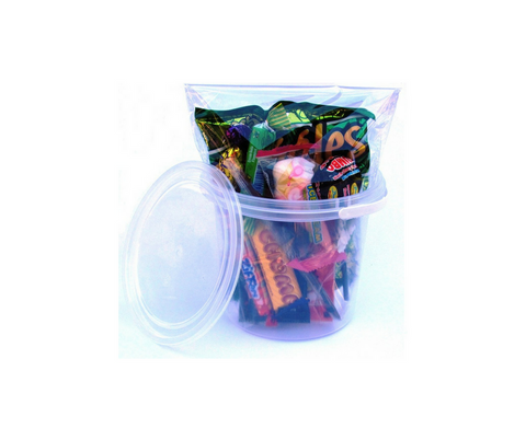 Party Bucket - Clear 1Lt - R15.00