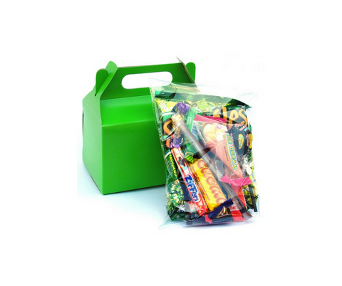 Party Box - Lime Green - R15.00