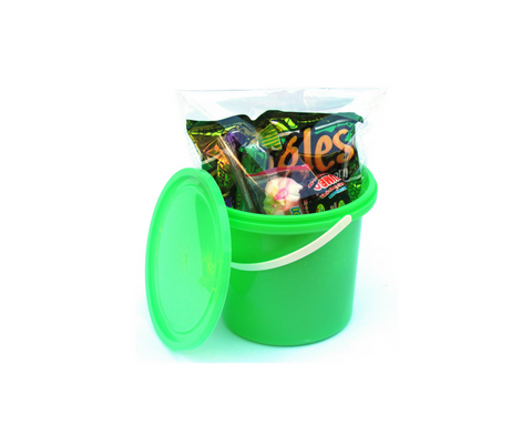 Party Bucket - Lime Green - R17.00
