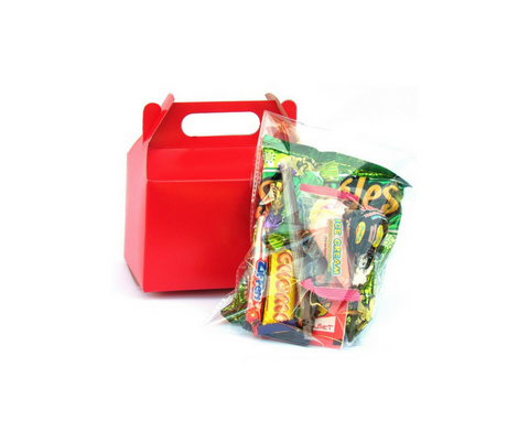 Party Box - Red - R15.00