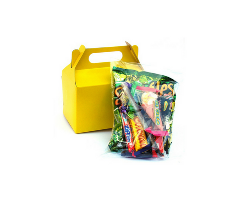 Party Box - Yellow - R15.00