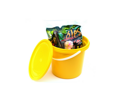 Party Bucket - Yellow - R17.00