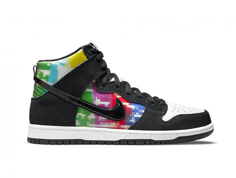 Nike SB Dunk High TV Signal