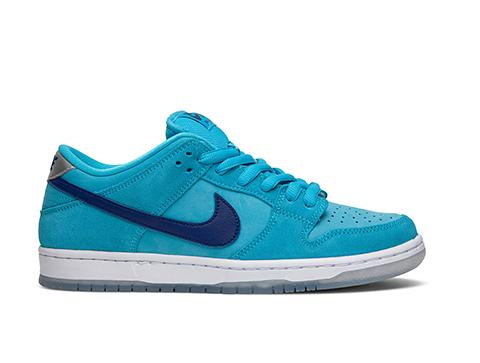 "Nike SB Zoom Dunk Low ""Blue Fury"""