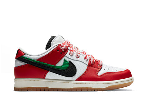 Nike Dunk Low x Frame Skate Shop