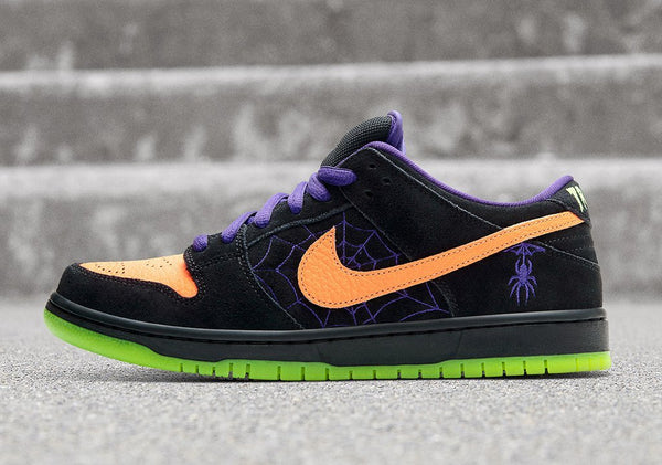"Nike SB Dunk Low   "" The Night Of Mischief """
