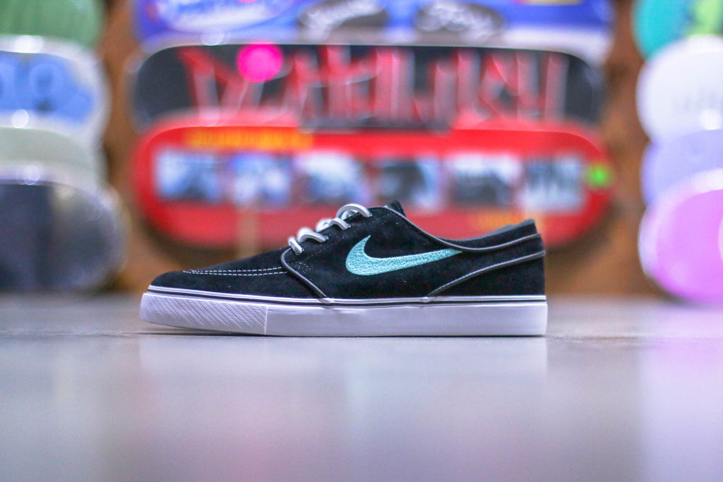 nike sb janoski og tiffany at a skatesop