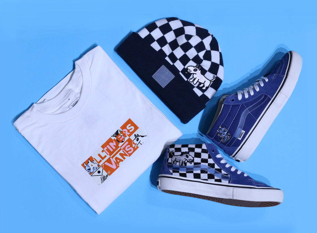 Alltimers x Vans Holiday 2019 Collection – Amigos Skate Shop