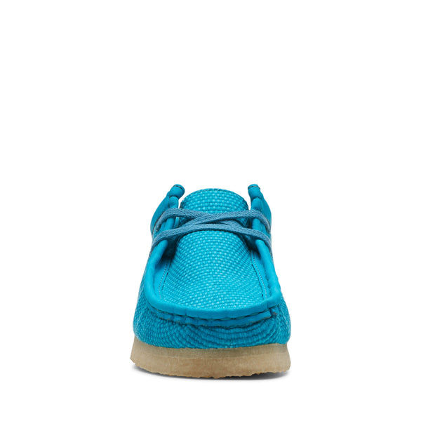 Clarks Originals Wallabee Teal Aquamarine