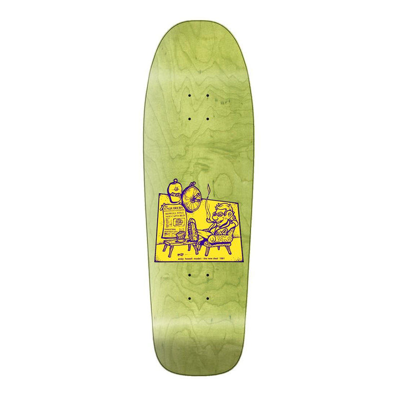 New Deal Howell Molotow Kid HT Neon 9.875 Deck