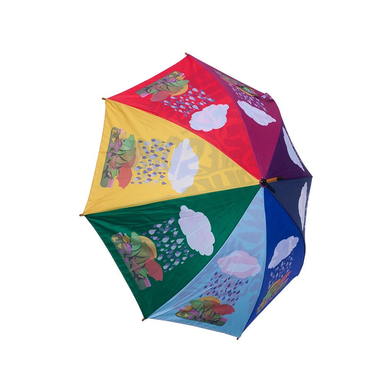 FA Multi-Color Umbrella