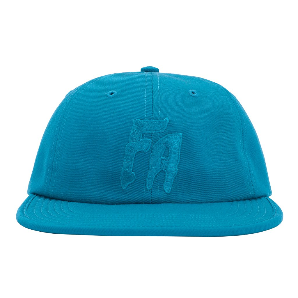 FA Formless 6 Panel Teal
