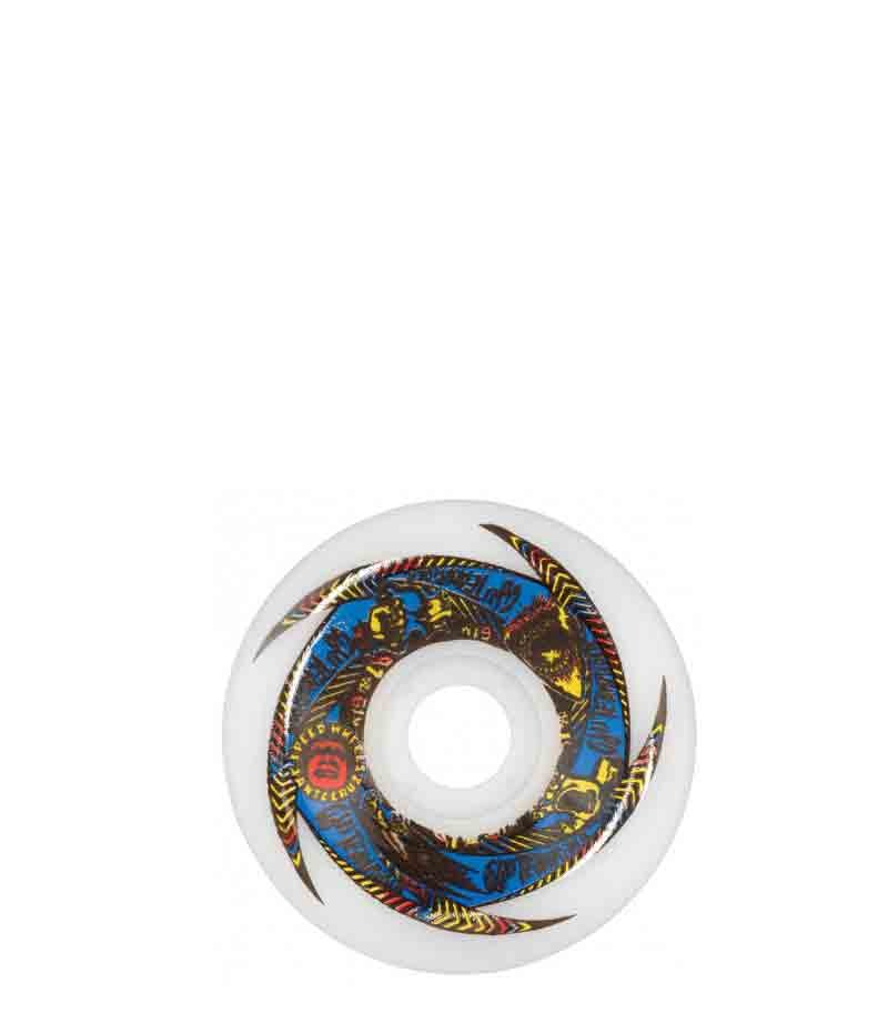 Santa Cruz Team Rider 61mm skateboard wheels,