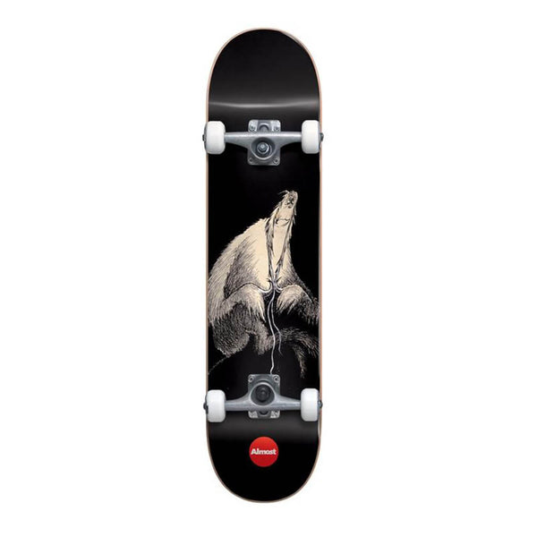 Almost Dr. Secret Art FP 7.875 Complete Skateboard