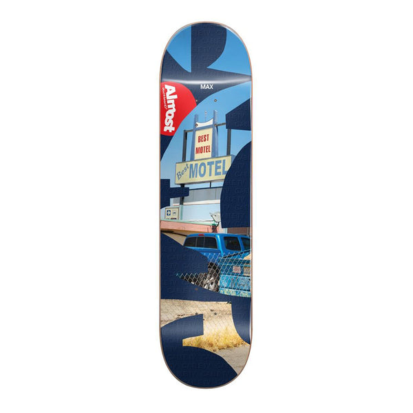 Almost Max Fleabag R7 8.125 Deck