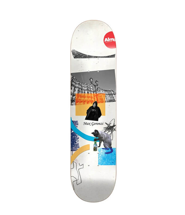 Almost Scraps Geronzi R7 8.125 Deck
