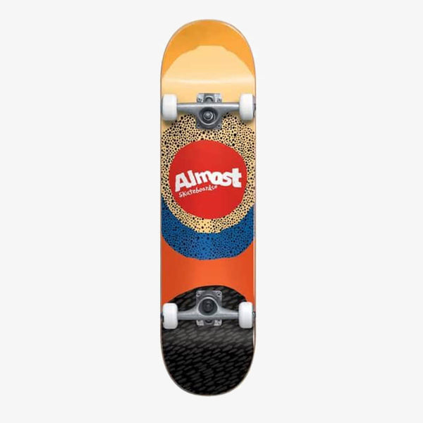 Almost Radiate FP Complete Skateboard 7.5""