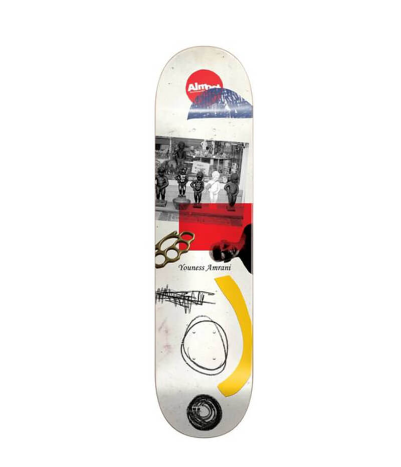 Almost Scraps Youness R7 8.5 Deck