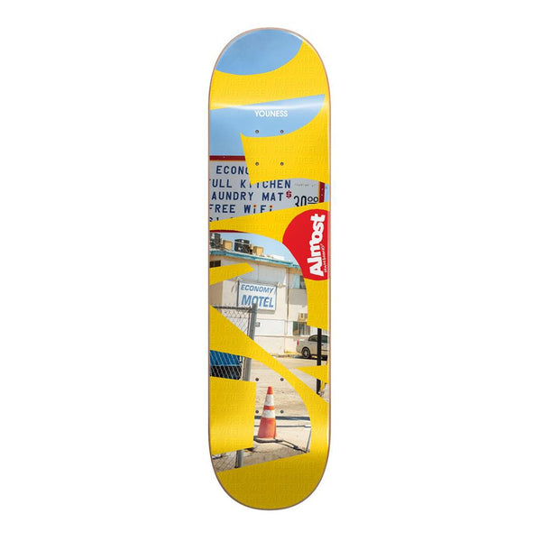 Almost Youness Fleabag R7 8.0 Deck