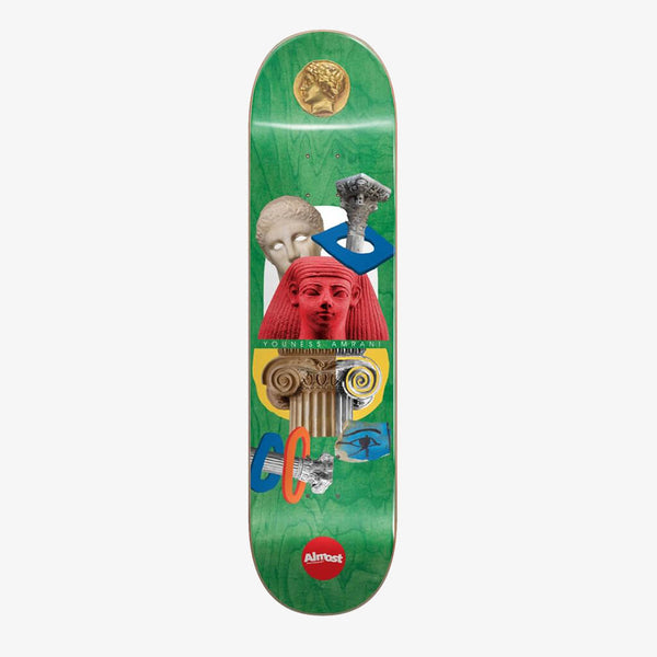 "Almost Youness Relics R7 8.0"" Deck"