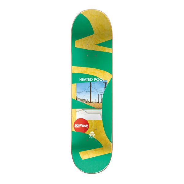 Almost Yuri Fleabag R7 8.25 Deck Top