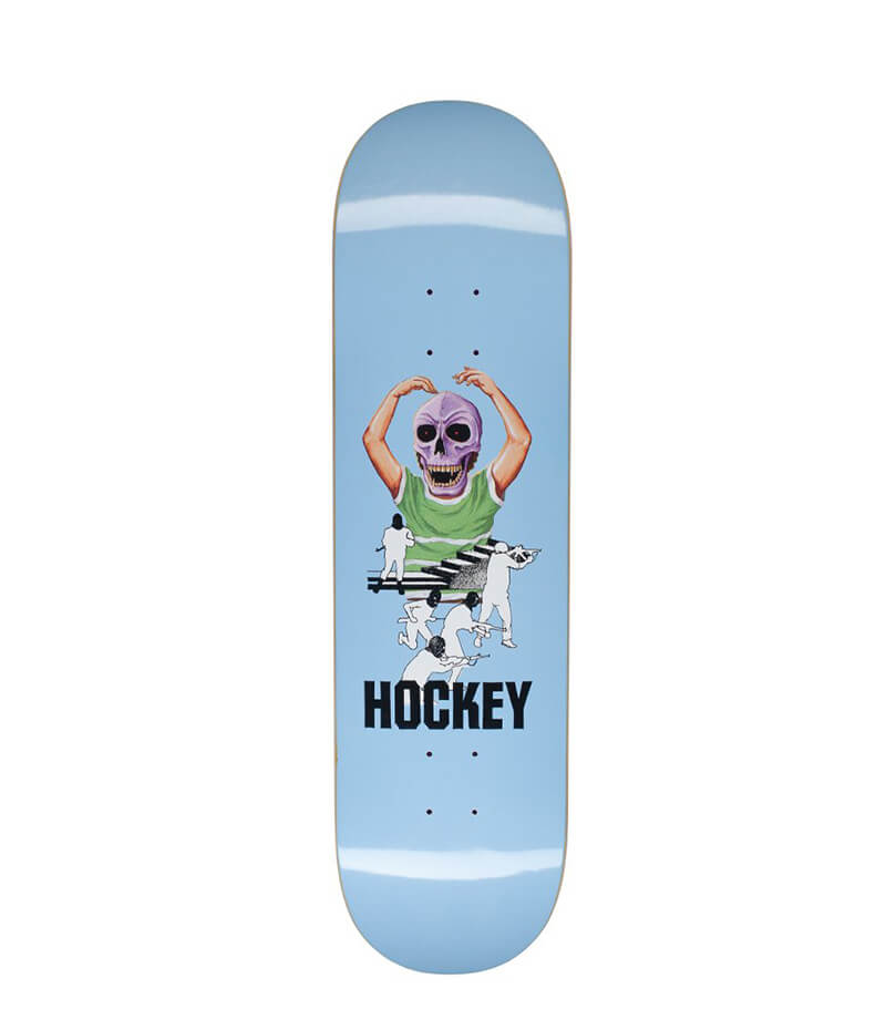 Hockey Skateboards, Skulls Deck