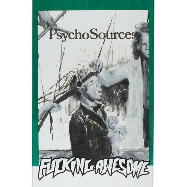 FA Dill Psycho Sources 8.18 Deck