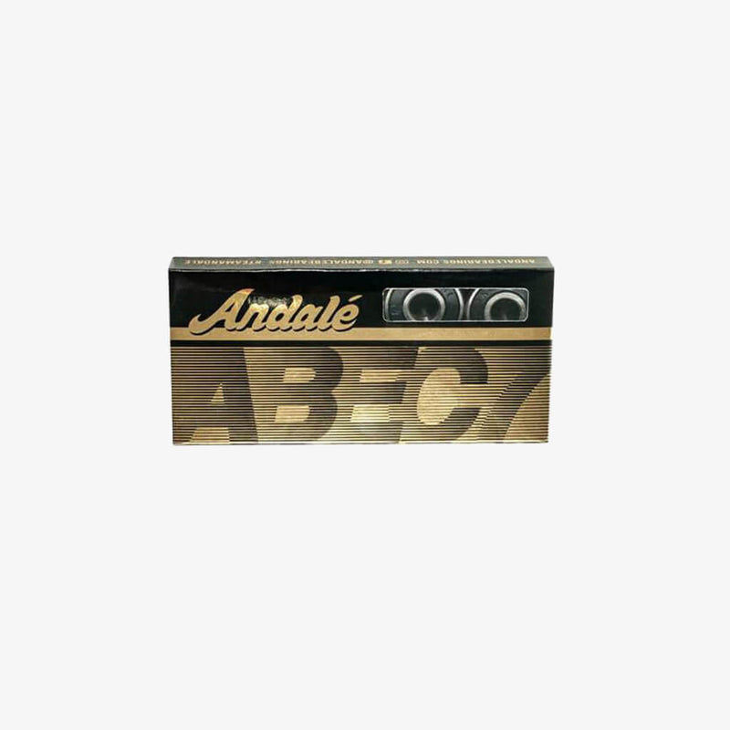 Andale Abec-7 Black Bearings