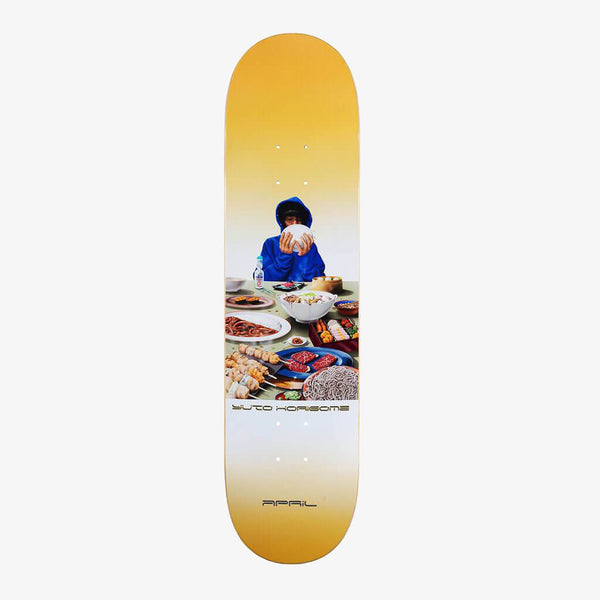 April Skateboards Yuto Banquet 8.0 Deck